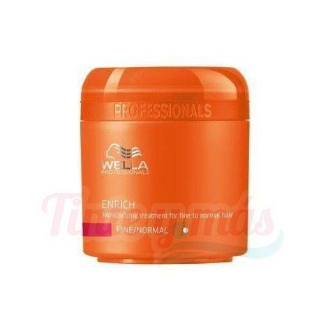Wella Enrich Tratamiento Hidratante Cabello Fino o Normal 150ml.