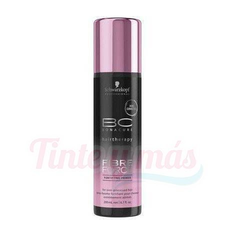 Schwarzkopf BC Fibre Force Fortifying Primer 200ml.