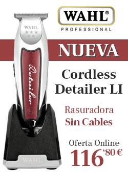 Nueva Wahl Cordless Detailer Li