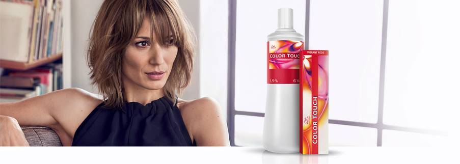 Tinte Wella COLOR TOUCH Sin Amoniaco